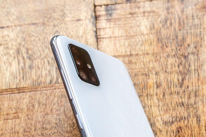 Smartphones tot 250 euro.