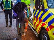 Dakloze uit slooppand gehaald bij brand aan Stadhuisplein in Eindhoven