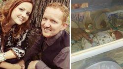 Mama weigerde chemotherapie zodat haar baby kon leven. Nu is de kleine Life Lynn ook gestorven
