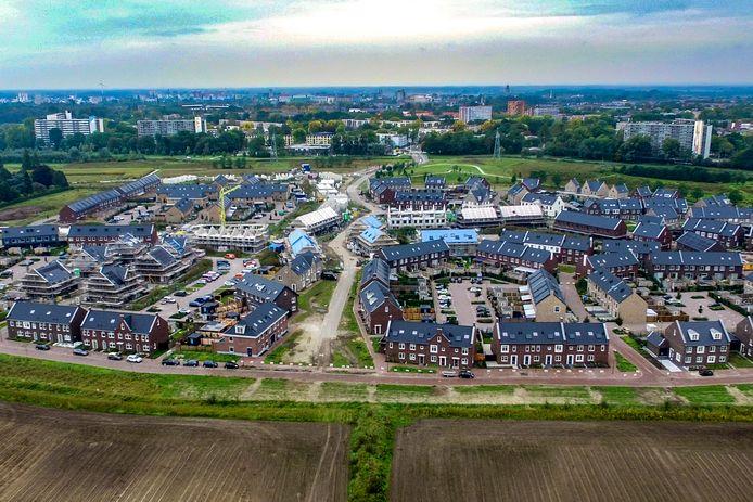 Steenbrugge is Deventers nieuwste wijk in aanbouw.