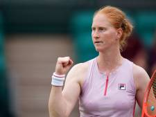 Alison Van Uytvanck remporte l'Astana Open, son 5e titre WTA
