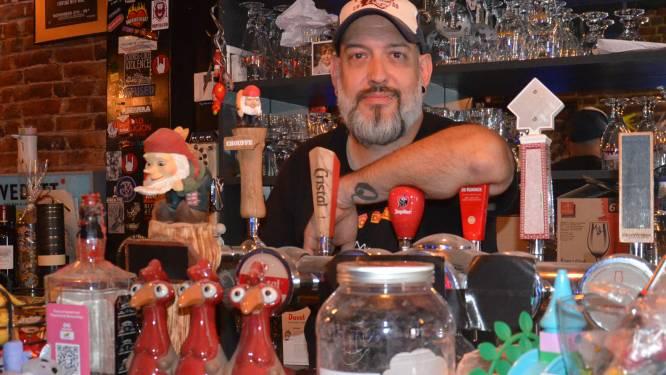 """Filip sluit café Gonzo in Geraardsbergsestraat maar kijkt uit naar nieuwe locatie: """"Buitenbeentje is nodig in Ninove"""""""