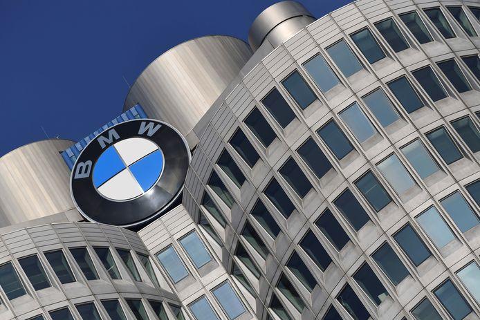 De hoofdzetel van BMW in München.