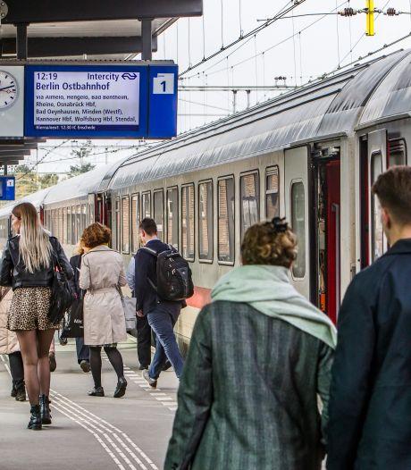 Berlijntrein mogelijk niet meer via Amersfoort