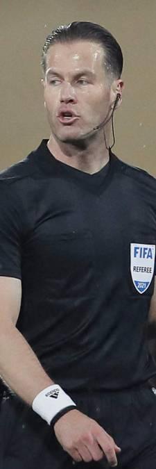 Makkelie zet grensrechter Diks uit EK-team na rel rond Ronaldo