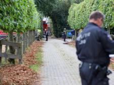 Drugslab ontdekt bij uitslaande brand in bedrijfswoning in Overasselt