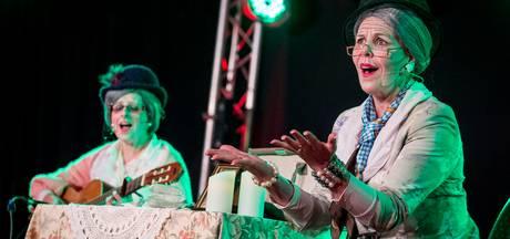 Gast uit Losser steelt de show op Lutter gala