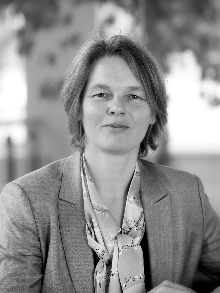 Erika Marseille. Onafhankelijk financieel onderzoeker en consultant, trad in 2019 terug als lid van de rvc van vuilverbrander AEB. Beeld Kees van der Meer