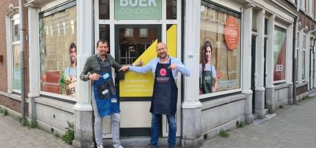 Rotterdamse pop-up supermarkt wil met regionale producten 'podium voor voedselrevolutie' worden