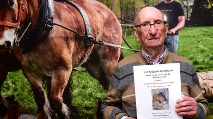 Belgisch Trekpaard vereeuwigd in boek