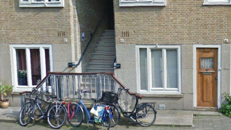 Merwedeplein 37 nu Beeld Google Streetview