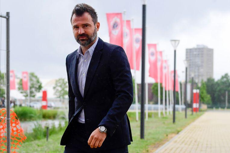 Antwerp-coach Ivan Leko