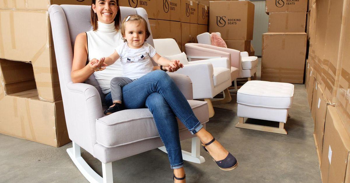Schommelstoel Voor Mama.Bankier Ontwerpt Schommelstoelen Putte In De Buurt Hln