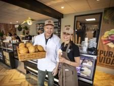 Lunchroom en ijssalon Pura Vida geopend: stukje Méditerranée in Vasse