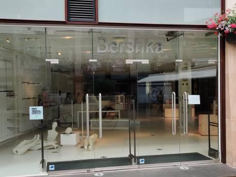 Kledingwinkel Zara was al dicht en nu sluit ook Bershka in Amersfoort de deuren