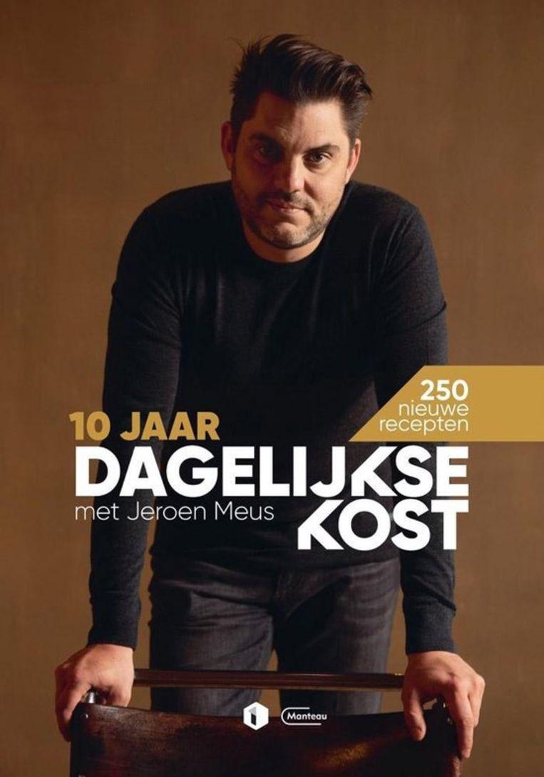 10 jaar Dagelijke Kost, Jeroen Meuls, Manteau, €39.99. Beeld -