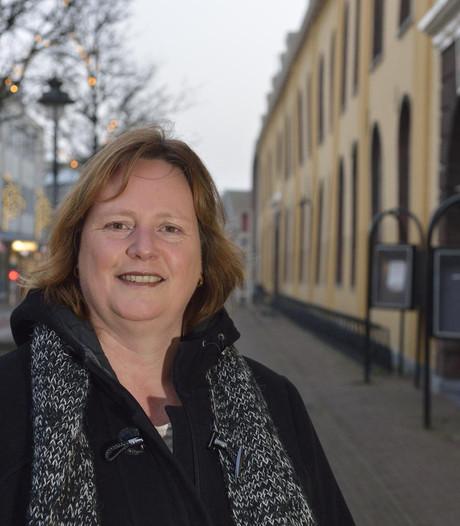 Daphne Bergman waarnemend burgemeester Beuningen