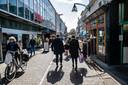Winkelen in Deventer.