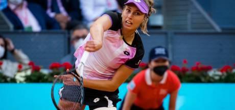 Elise Mertens nouvelle N.1 mondiale en double