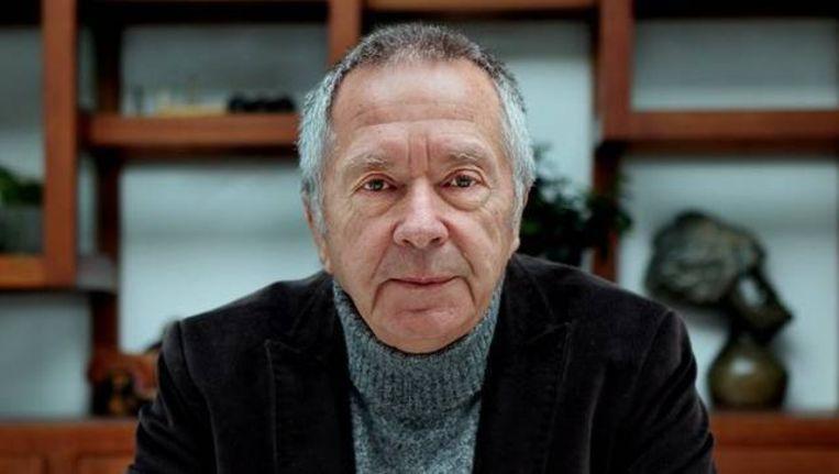 Socioloog Luc Huyse. Beeld RV