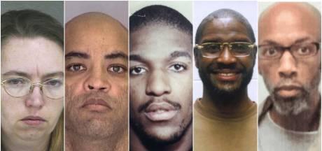 Quatre hommes et une femme vont être exécutés avant la fin du mandat de Donald Trump