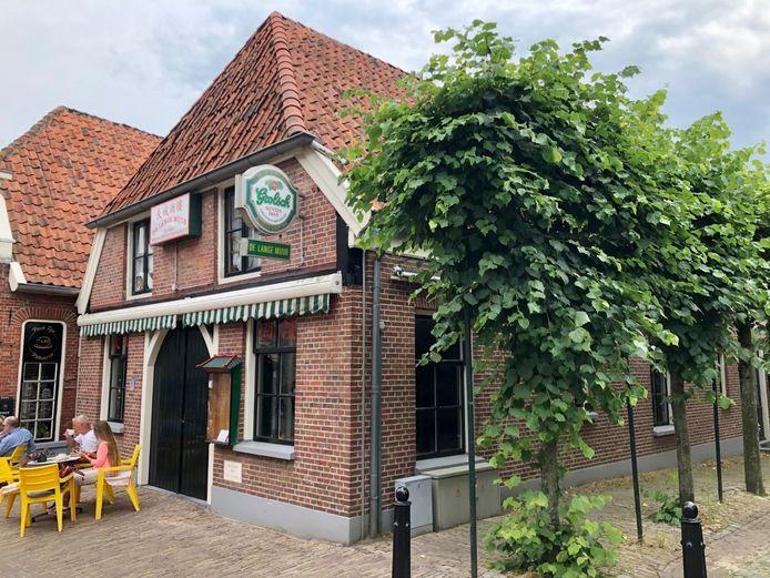 Het Chinese restaurant De Lange Muur in Ootmarsum stopt er mee.