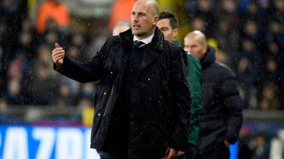 """Clement blikt vooruit: """"In de Europa League kunnen we iedereen aan"""""""