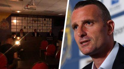 """Nieuwe coach Hayen: """"Alles aan doen om Waasland-Beveren in positief daglicht te zetten"""", en net dan valt het licht uit"""