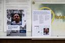Via deze flyer hoopt de politie meer aanwijzingen te vinden voor de moord op klusjesman Mehmet.