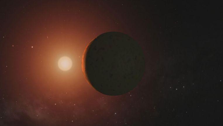 Wetenschappers wisten tot voor kort weinig over de exoplaneet TRAPPIST-1.
