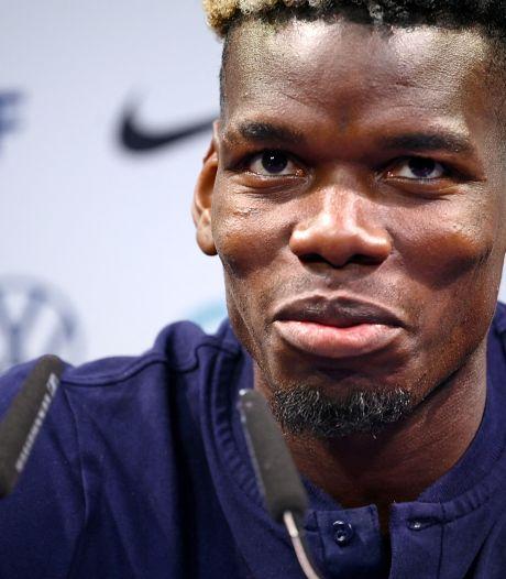 Heeft Ronaldo trend gezet? Pogba verwijdert flesje Heineken tijdens persconferentie