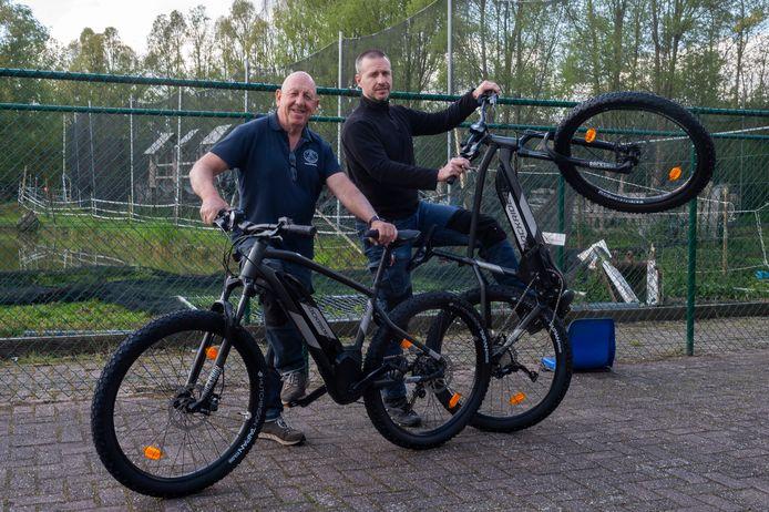 Johnny en Tim Janssens breiden hun aanbod buitenactiviteiten uit.