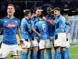 Milik en Mertens loodsen Napoli naar achtste finales