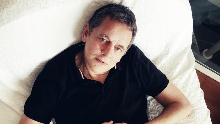Dick Maas: 'Ik ben helemaal niet de juiste man voor een cursusboek, maar dat is juist het leuke' Beeld Linda Stulic