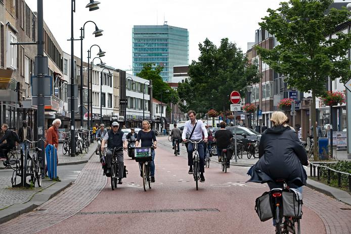 De Kruisstraat in Eindhoven.