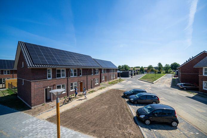 BrabantWonen gaat oud, maar goede, materialen gebruiken voor reparaties die nodig zijn in huizen van de corporatie.