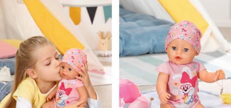 De iconische poppen van Baby Born blazen dertig kaarsjes uit