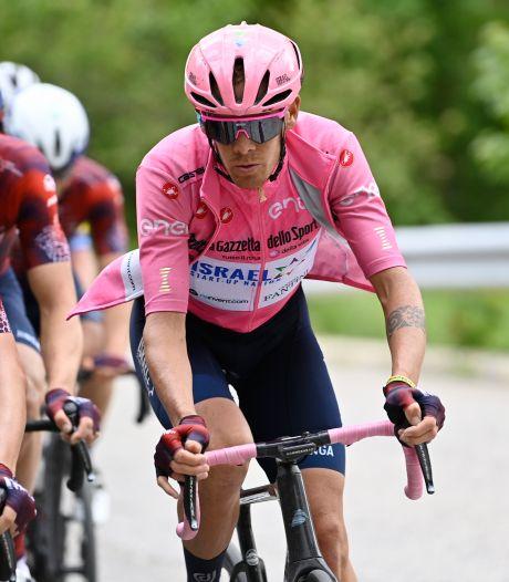 Voormalig rozetruidrager De Marchi uit Giro met gebroken sleutelbeen en zes gebroken ribben