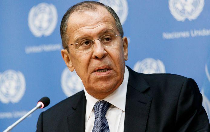 Sergej Lavrov.