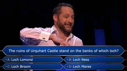 """Gareth weet het antwoord op vraag van 140.000 euro: """"Simpel, daar verloor ik mijn been"""""""