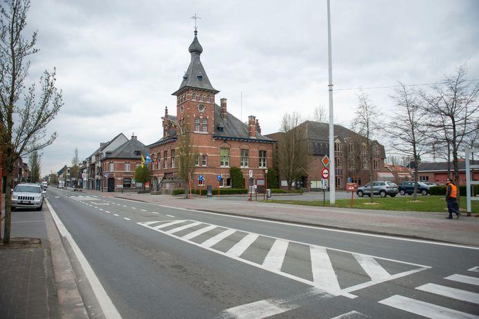 Gemeentehuis van Malle