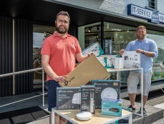 Frédéric en Bram combineren ICT- en elektriciteitsexpertise tot Control Connect