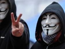 """Anonymous promet une """"réaction massive"""""""