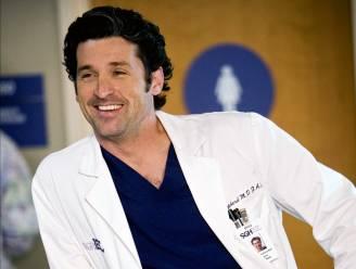 """Patrick Dempsey terroriseerde 'Grey's Anatomy'-set"""