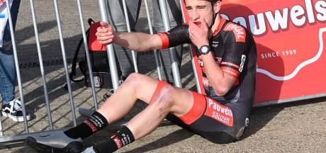 Ryan Kamp blij dat hij na horrorcrash in Oostmalle 'gewoon' weer is opgestapt
