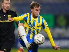 Samenvatting: RKC Waalwijk speelt gelijk tegen tiental Heerenveen
