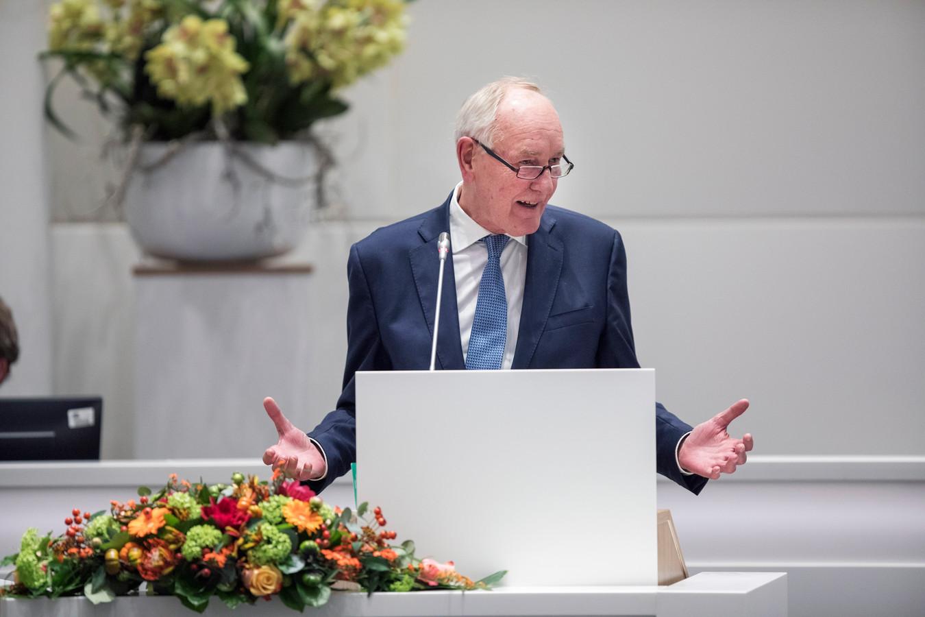 Remkes was gisteren heel duidelijk in de Haagse raadszaal.