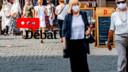 het debat mondmasker
