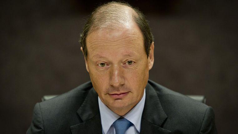 ABP-topman Dick Sluimers. Beeld ANP