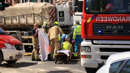 Fietsster overleden na dodehoekongeval met vrachtwagen in Melsele